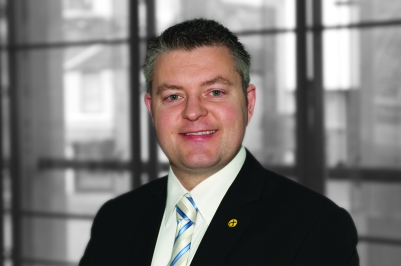Stuart McMillan MSP